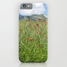 Au pied du Chamousset iPhone 6s Slim Case
