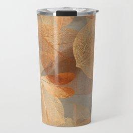 Copper Forest nature, garden art Travel Mug