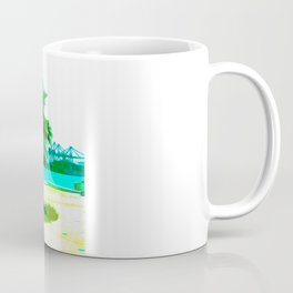Tropical Tree Trio Coffee Mug
