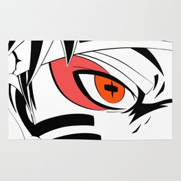 Sage of the Six Paths Naruto Uzumaki Rug