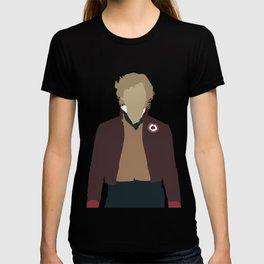 Enjolras - Aaron Tveit - Les Miserables Minimalist design T-shirt