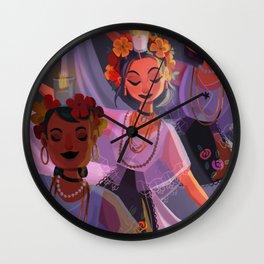 La Bruja Wall Clock
