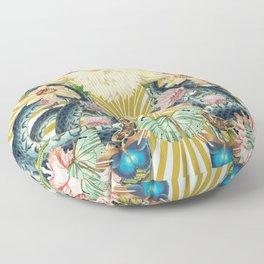 Magical Jungle Floor Pillow