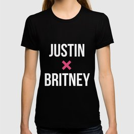 JUSTIN + BRITNEY T-shirt
