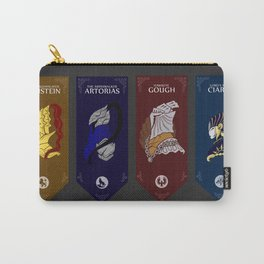 Dark Soul Four Knights Carry-All Pouch