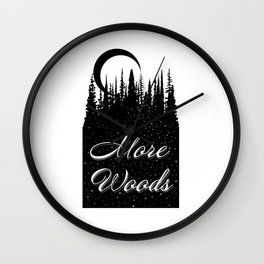 Morewoods Wall Clock