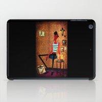 diablo iPad Cases featuring Diablo by quentinschall