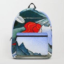 Dawn breaking Backpack