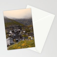 Independence Mine - Hatcher Pass, Alaska Stationery Cards