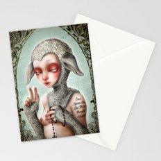 Agnus Dei Stationery Cards