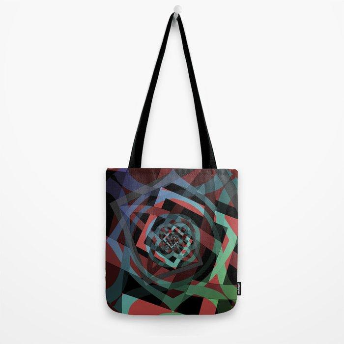 Celtic Droste Pattern Tote Bag