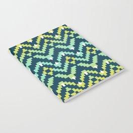 Tetra Ikat Notebook