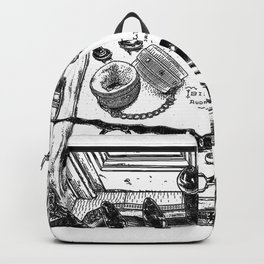 asc 572 - Weapons of class distraction Backpack