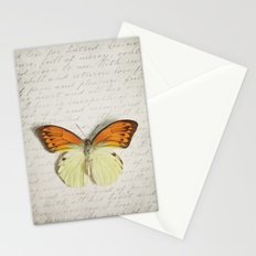 Hebomoia Glaucippe Lepidoptera Stationery Cards