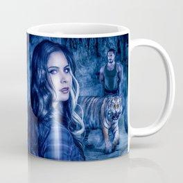 Charumati - the Purple-Eyed Werewolf Coffee Mug