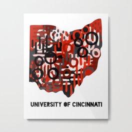 Cincinnati Metal Print