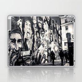 Rock n Roll Streets Laptop & iPad Skin