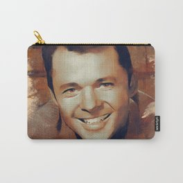 Audie Murphy, Hollywood Legend Carry-All Pouch