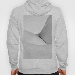Abstract woman nude bodyscape Hoody