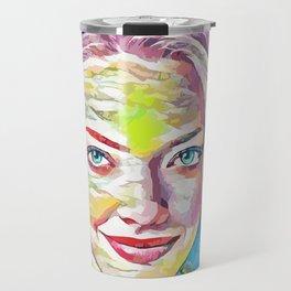 Amanda Seifred (Creative Illustration Art) Travel Mug