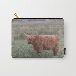 Heilan coo - Highlands cow Carry-All Pouch