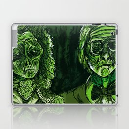 """Beetle-geuse"" #2 Laptop & iPad Skin"