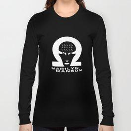 Marilyn Mechanical Animals Mechanic   t-shirts Long Sleeve T-shirt