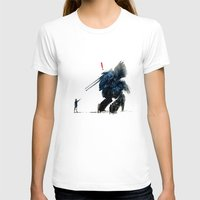 metal gear solid T-shirts featuring Metal Gear Solid by Hisham Al Riyami