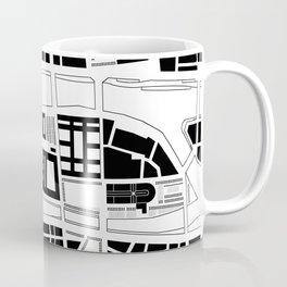 Île de la Cité. Paris Coffee Mug