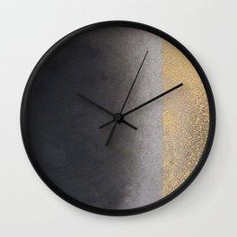 Golden touch5 Wall Clock