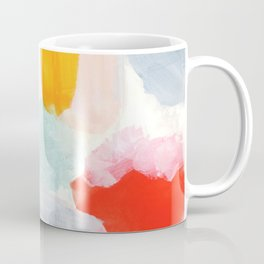 abstract painting XVI Coffee Mug