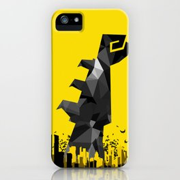Polygon Heroes Rise 3 iPhone Case