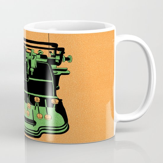 """An Object"" by Steven Fiche Mug"