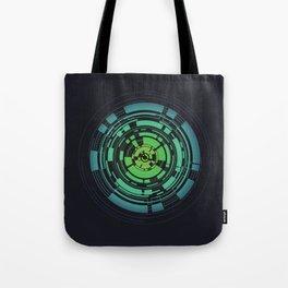 Circles II Tote Bag