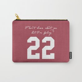 22 Carry-All Pouch