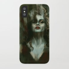 Bellatrix iPhone X Slim Case