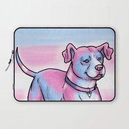 Gay Pride Pups Laptop Sleeve