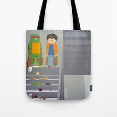 The Nick Yorkers in October Tote Bag
