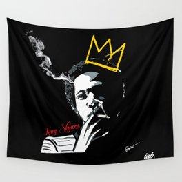 KING SKYWISE Wall Tapestry