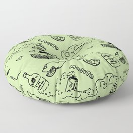 Mojito Floor Pillow
