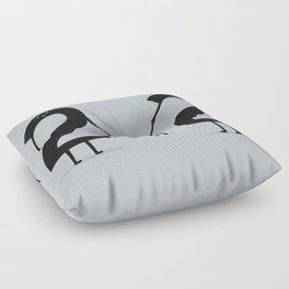 2 + 2 = 5 Floor Pillow
