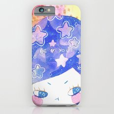 cosmic thoughts iPhone 6 Slim Case