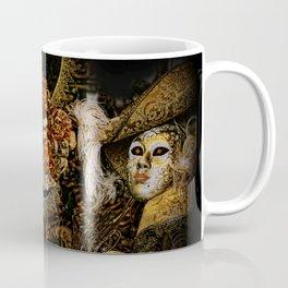 Baroque Venetian Halloween Coffee Mug