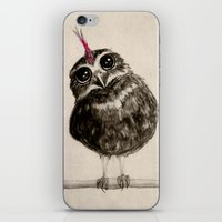 punk iPhone & iPod Skins featuring Punk by Isaiah K. Stephens