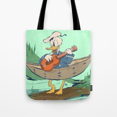 Donald's Vacation Tote Bag