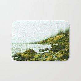 Ruby Beach Bath Mat