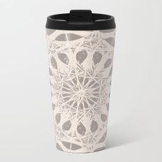 roots of curiosity Metal Travel Mug
