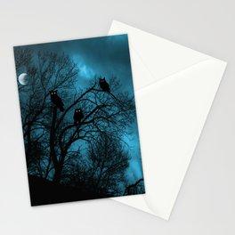 Night Wisdom Stationery Cards