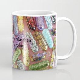 Shinny Happy Pills Coffee Mug