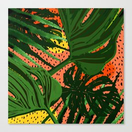Jungle Dreamer Canvas Print